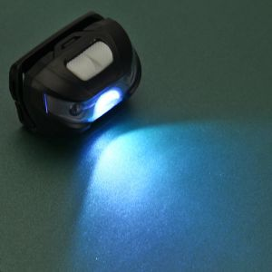 Stirnlampe Kopflampe LED Akku Stirnlampe LED Wasserdicht Wiederaufladbar