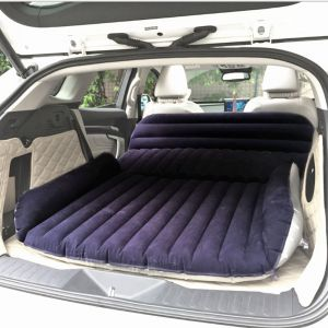 Matratze Beflockung Luftbett Camping Universal SUV Rücksitz
