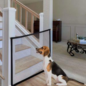 Sicherheitstor Sicherheitszaun Hundeschutzgitter für Haustier