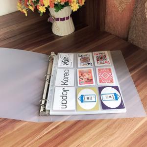 Cards Fotoalbum List Karten bis zu 540 Karten Sammler Karten Halter Album Ordner Buch Sammelalbum Sammelheft Sammelhüllen
