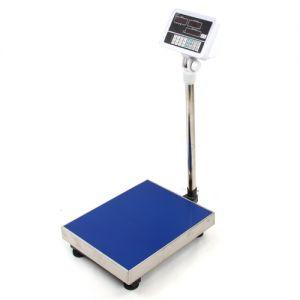 Plattformwaage Paketwaage Digital Waage mit LCD Display 150kg/10g