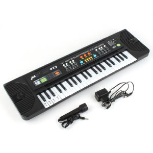 Klavier Kinder Multifunktionale Elektrisches Klavier Keyboard 44Tasten