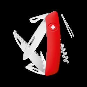 Swiza Taschenmesser Klappmesser Schweizer Messer D05 rot