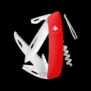 Swiza Taschenmesser Klappmesser Schweizer Messer TT05 rot