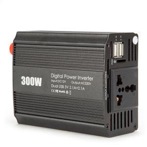 Spannungswandler Wechselrichter Auto Power Inverter Konverter 300W