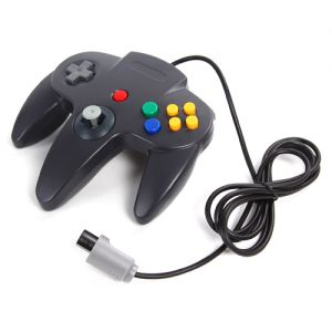Gamepad Controller Wired Joypad Kontroller Joystick für Nintendo N64