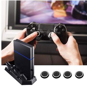 Ständer Halter Lüfter PS4 Vertikaler Standfuss für Playstation 4
