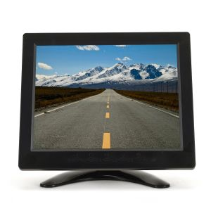 Tragbar LCD HD Bildschirm Monitor mit VGA HDMI Audio Ports für Kamera