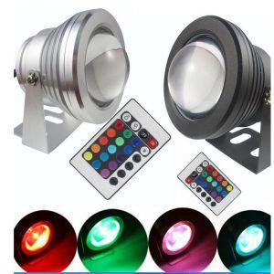 LED Scheinwerfer Flutlicht Strahler Beleuchtung Fluter Wasserdicht 10W