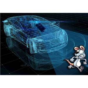 Marderschreck Auto Marderschutz Marderabwehr LED Blitzlichtfunktion