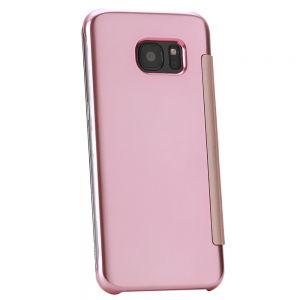 Handyhülle Schale Spiegel Schutzhülle Tasche Etui für Samsung S7 Edge