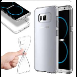 Schutzhülle Handyhülle Case TPU Silikon Hülle für Samsung Galaxy S8
