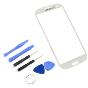 Front Glas Reparatur Set Display Touchscreen für Samsung Galaxy S3