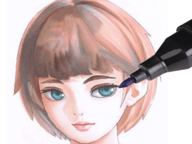 Die Anleitungen zu Graffiti Stifte - Koloriern mit Markern