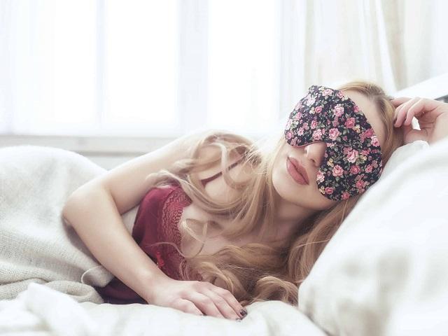 Warum braucht Man eine Schlafmaske