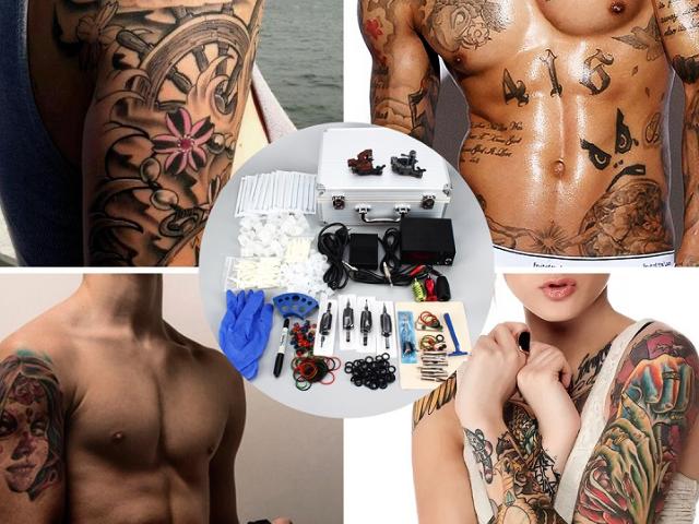 Geschichte der Tattoos: Stiche auf der Haut